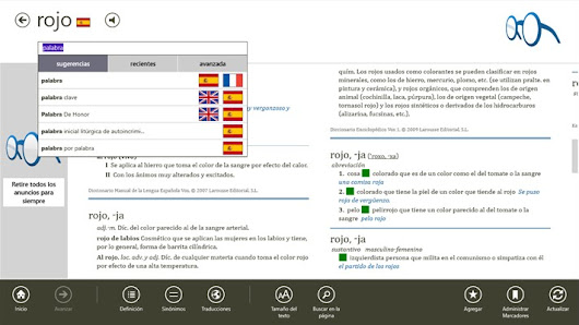 Dictionary. – Aplicaciones de Windows en Microsoft Store