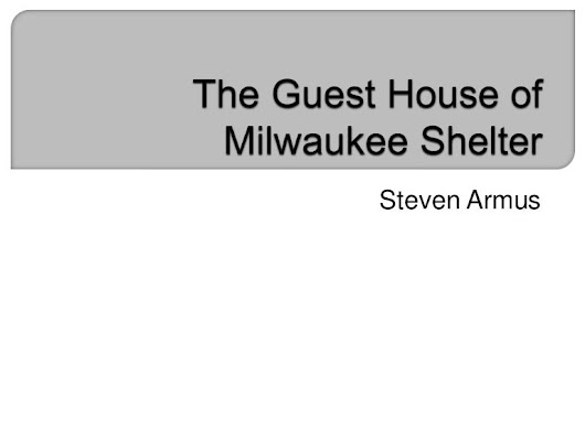 The Guest House of Milwaukee Shelter