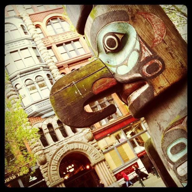 Totem & Pioneer Building
