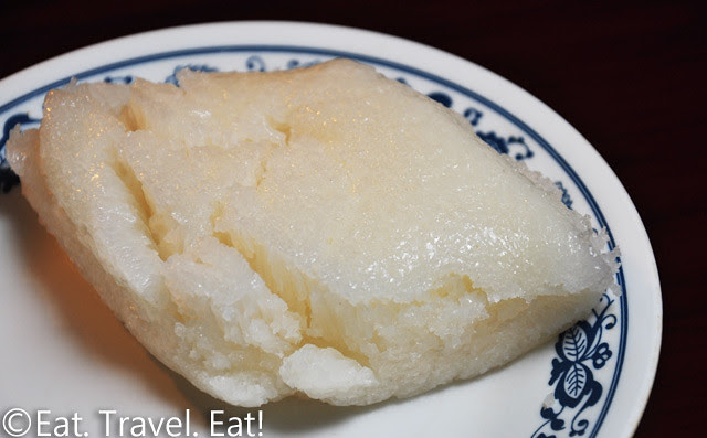 Eastern Bakery: Rice Cake- San Francisco, CA