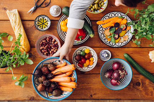 You should be eating 10 pieces of fruit or veg every day, not 5