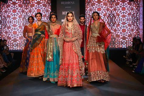 Magnificent Pakistani Bridal Lehenga Design 2016   PK Vogue