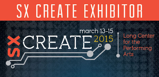 STEAM3 at SX Create during SXSW Interactive, March 13-15, 2015, Austin, TEXAS