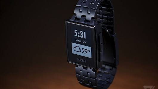 Pebble gets better notification support on Android