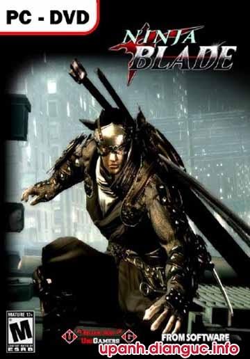 Download Game Ninja Blade Full crack Fshare