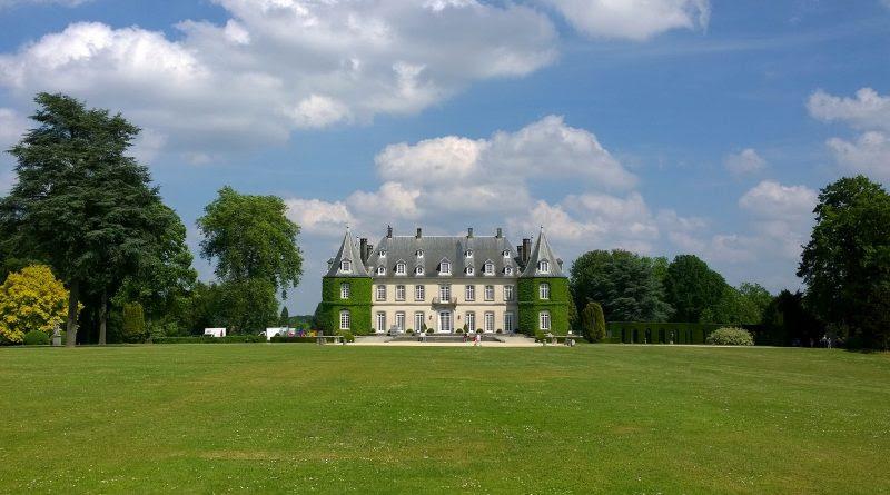 Château de la Hulpe, BE. Olivierbxl/ Flickr Creative Commons
