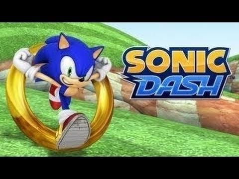 Sonic Dash Spielen