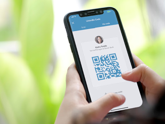 Turn Your Offline Conversations into Online Connections with LinkedIn QR Code