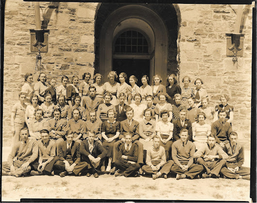 Sparks High School photo 1937