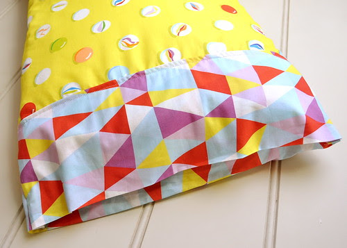 flowerpress pillowcase