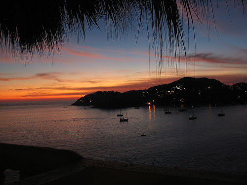 Sunset, Mexico