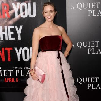 Emily Blunt doesn't want cold roles