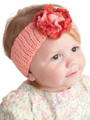 Easy Baby Headwraps Pattern - Electronic Download
