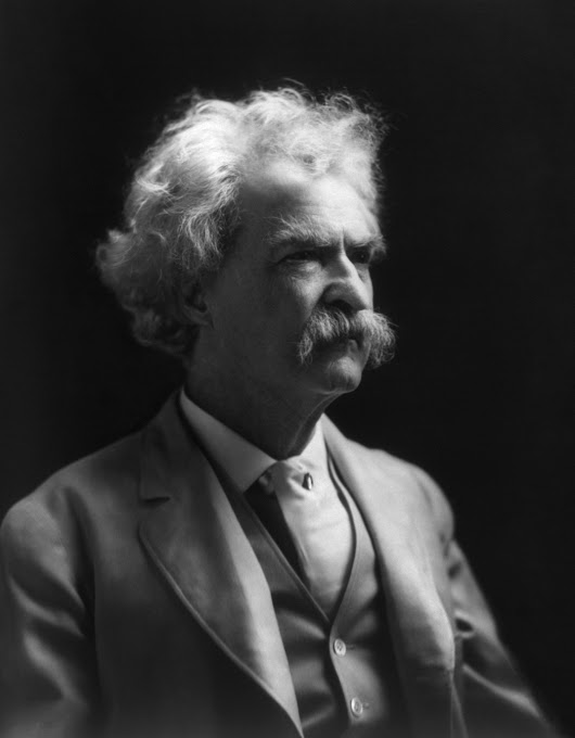 """Anyone who stops learning is old."" - Mark Twain 