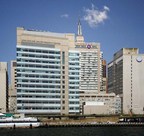Residents Train At The Four Major Hospital Facilities
