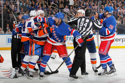 Game Preview: Desperation time for Islanders in visit at Rangers