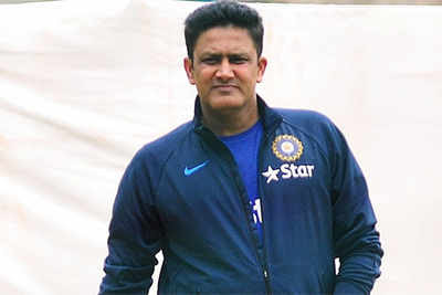 BCCI invites applicants for Team India coach, Anil Kumble a direct entry - Times of India