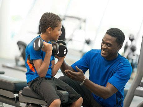 strength training guidelines  kids   ages seth