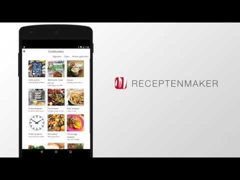 Receptenmaker - Android-apps op Google Play