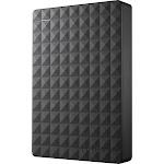 Seagate - Expansion 4TB External USB 3.0 Portable Hard Drive - Black