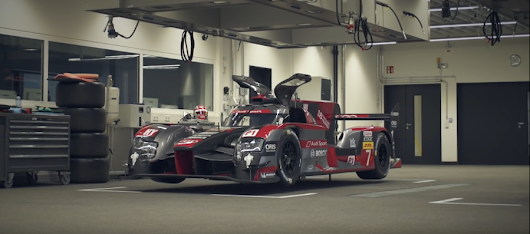 What's It Like to Drive Audi's 1000 HP R18? Watch and Find Out! - AudiWorld