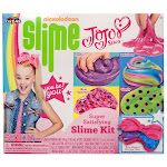 Nickelodeon JoJo Siwa Super Satisfying Slime Kit