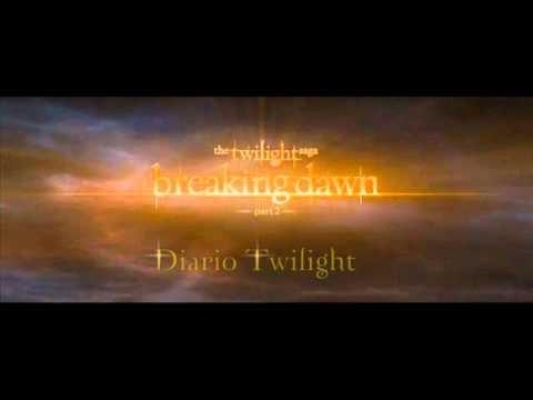 "Soundtrack ""Melodía"" del Teaser Trailer de Breaking Dawn (Parte 2)"