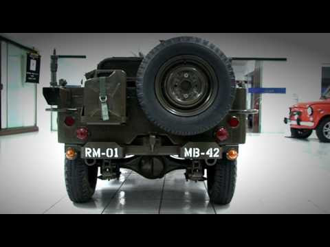 You Will Never Guess What This 2WD 4WD MINI BEEP Jeep