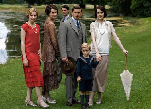 'Downton Abbey' Movie Officially Under Way