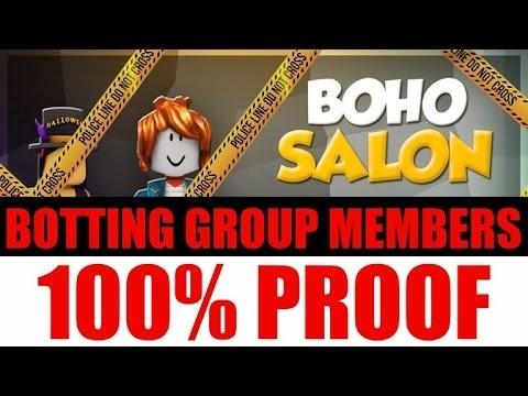 Roblox Boho Salon Quiz