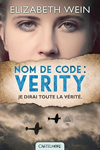 Couverture Nom de code : Verity