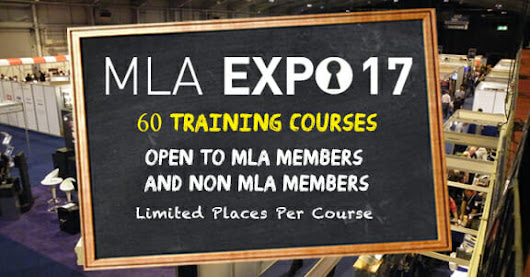 60 Locksmith Related Training Courses at MLA Expo 2017