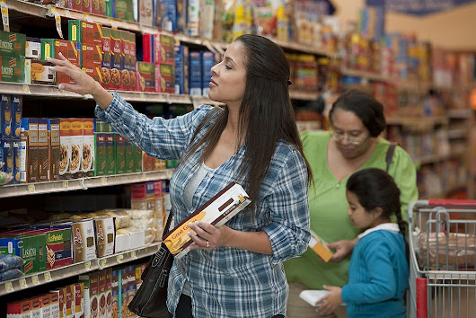 Hispanics' grocery shopping habits differ from average US consumers