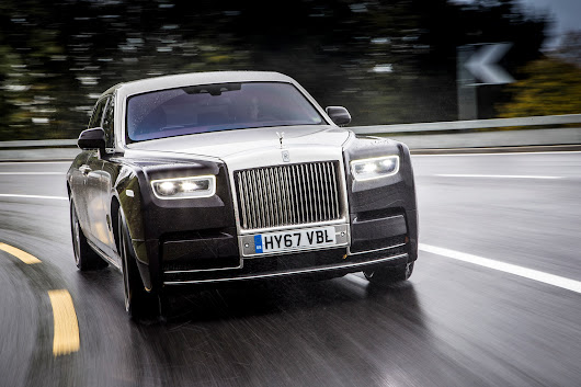 2018 Rolls-Royce Phantom First Drive Review | Automobile Magazine