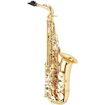 P. Mauriat PMSA-57GC Intermediate Alto Saxophone Beginner Package