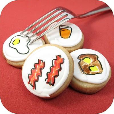 cute cookie photos - Of Course You Can Have Cookies For Breakfast!