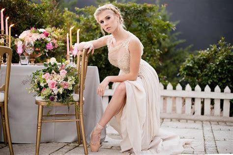 Breathtaking Ballet Bride: Ethereal Ballerina Wedding