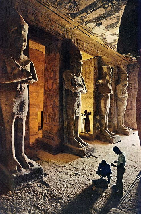 Egypt.I want to go see this place one day. Please check out my website Thanks.  www.photopix.co.nz