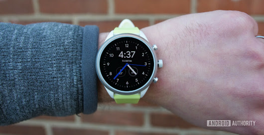 Fossil Sport review: The best Wear OS watch, not the best fitness watch