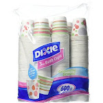 Dixie Paper Cold Cup, 3 oz - 600 count