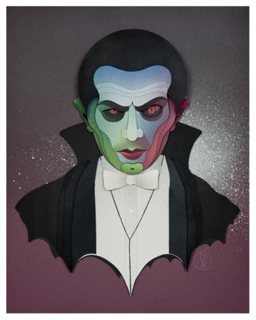 The Vampire by Eelus