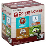 Keurig Coffee Lover's Collection - Coffee (pod) - 15.7 oz - pack of 42
