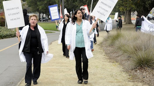UC health center doctors to strike in Berkeley - Sacramento Business Journal