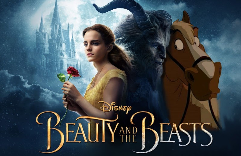 Filmverbeteringen Beauty And The Beast Nurks