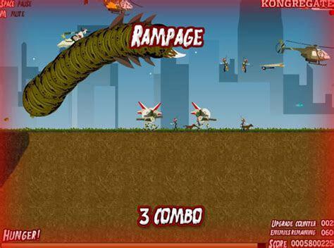 killer worm game