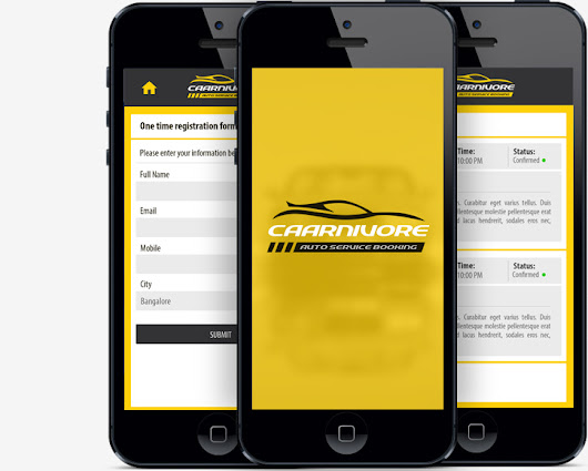 Car Dealer App | Auto dealer apps for iPhone, Android