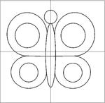Превью Бабочка (469x458, 11Kb)