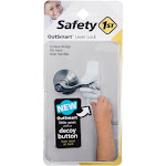 Safety 1st - Outsmart Lever Lock - White
