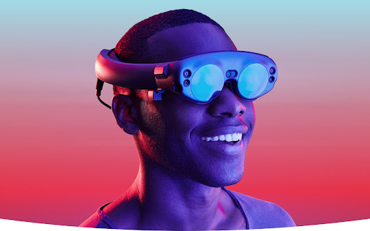 Augmented Reality: AR-Brille Magic Leap One kostet 2300 US-Dollar