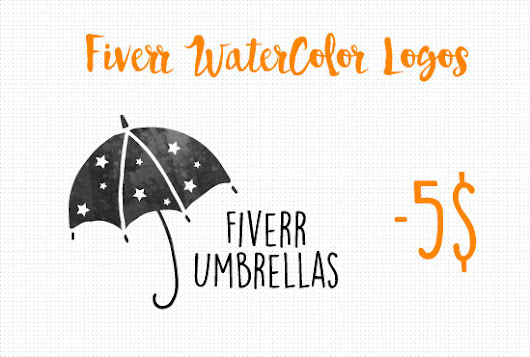 rohit_logan : I will design creative water color logo for $5 on www.fiverr.com